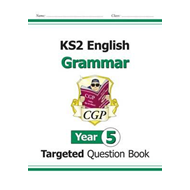KS2 English Targeted Question Book: Grammar - Year 5 (BOK)
