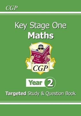KS1 Maths Targeted Study & Question Book - Year 2 (BOK)