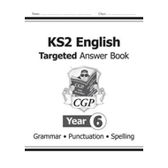 KS2 English Answers for Targeted Question Books: Grammar, Pu (BOK)