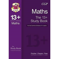New 13+ Maths Study Book for the Common Entrance Exams (BOK)