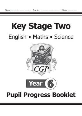KS2 Pupil Progress Booklet for English, Maths and Science - (BOK)