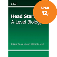 Produktbilde for Head Start to A-level Biology (BOK)