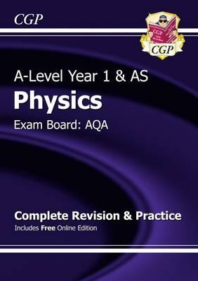 New A-Level Physics: AQA Year 1 & AS Complete Revision & Pra (BOK)