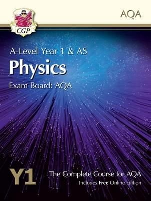 New A-Level Physics for AQA: Year 1 & AS Student Book with O (BOK)