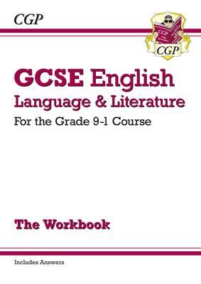 New GCSE English Language and Literature Workbook - For the (BOK)