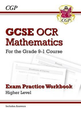 New GCSE Maths OCR Exam Practice Workbook: Higher - For the (BOK)