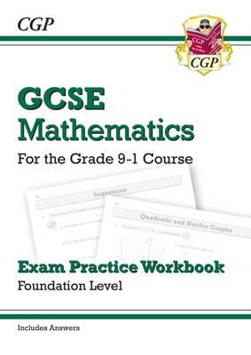 New GCSE Maths Exam Practice Workbook: Foundation - For the (BOK)