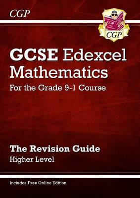 New GCSE Maths Edexcel Revision Guide: Higher - for the Grad (BOK)