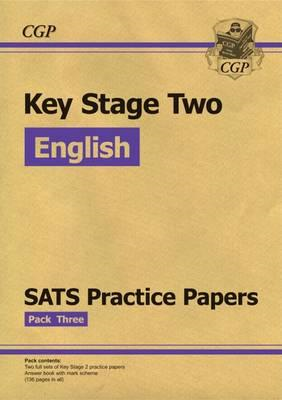 KS2 English SATs Practice Papers: Pack 3 (for the New Curric (BOK)