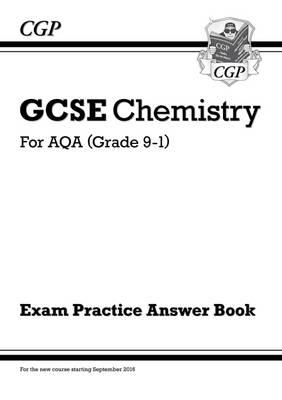 New GCSE Chemistry: AQA Answers (for Exam Practice Workbook) (BOK)