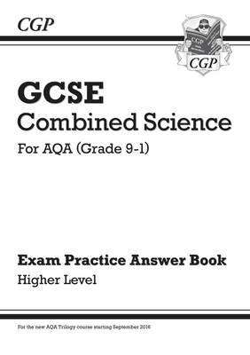 New GCSE Combined Science: AQA Answers (for Exam Practice Wo (BOK)