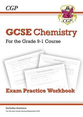 New Grade 9-1 GCSE Chemistry: Exam Practice Workbook (with A (BOK)