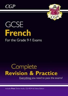 New GCSE French Complete Revision & Practice (with CD & Onli (BOK)