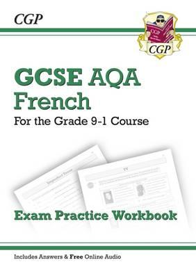New GCSE French AQA Exam Practice Workbook - For the Grade 9 (BOK)