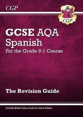 New GCSE Spanish AQA Revision Guide - For the Grade 9-1 Cour (BOK)