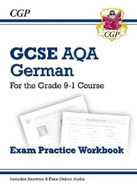 New GCSE German AQA Exam Practice Workbook - For the Grade 9 (BOK)
