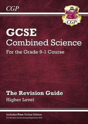 New Grade 9-1 GCSE Combined Science: Revision Guide with Onl (BOK)