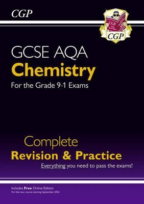 New Grade 9-1 GCSE Chemistry AQA Complete Revision & Practic (BOK)