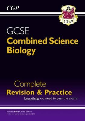 New Grade 9-1 GCSE Combined Science: Biology Complete Revisi (BOK)