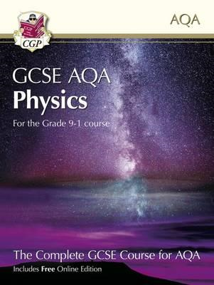 New Grade 9-1 GCSE Physics for AQA: Student Book with Online (BOK)