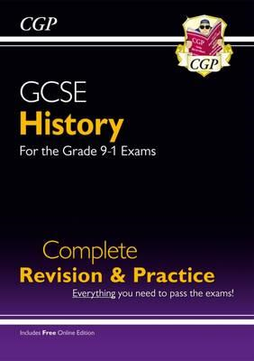 New GCSE History Complete Revision & Practice - For the Grad (BOK)
