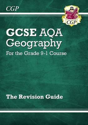 New Grade 9-1 GCSE Geography AQA Revision Guide (BOK)