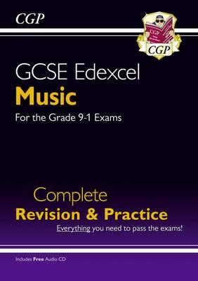 New GCSE Music Edexcel Complete Revision & Practice (with Au (BOK)