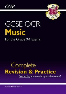 New GCSE Music OCR Complete Revision & Practice (with Audio (BOK)