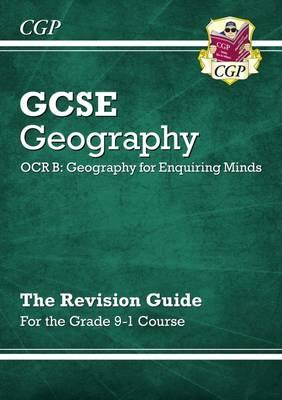 New Grade 9-1 GCSE Geography OCR B: Geography for Enquiring (BOK)