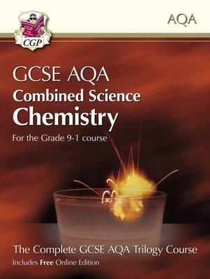 New Grade 9-1 GCSE Combined Science for AQA Chemistry Studen (BOK)