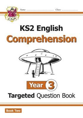 New KS2 English Targeted Question Book: Year 3 Comprehension (BOK)