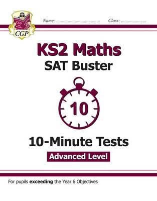 New KS2 Maths Targeted SAT Buster 10-Minute Tests  - Advance (BOK)
