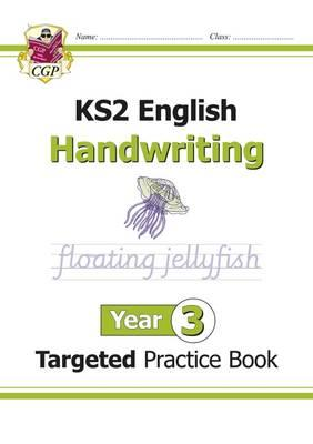New KS2 English Targeted Practice Book: Handwriting - Year 3 (BOK)