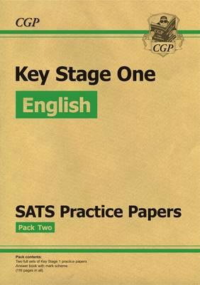 New KS1 English SATs Practice Papers: Pack 2 (for the 2017 T (BOK)