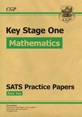 New KS1 Maths SATs Practice Papers: Pack 2 (for the 2017 Tes (BOK)
