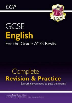 GCSE English Complete Revision & Practice - New for Grade A* (BOK)