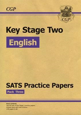KS2 English SATS Practice Papers: Pack 3 (Updated for the 20 (BOK)