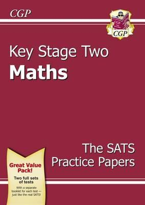KS2 Maths SATS Practice Papers Pack (Updated for the 2017 Te (BOK)