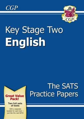 KS2 English SATS Practice Papers Pack (Updated for the 2017 (BOK)