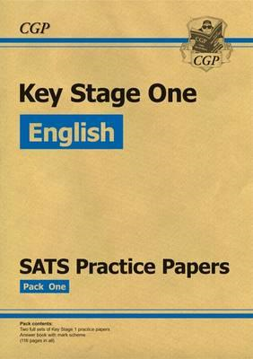 KS1 English SATS Practice Papers: Pack 1 (Updated for the 20 (BOK)