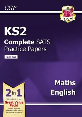 KS2 Maths and English SATS Practice Papers (Updated for the (BOK)