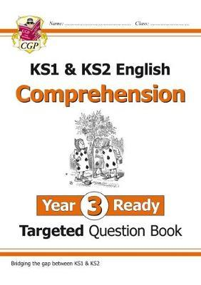 New KS1 & KS2 English Targeted Question Book: Comprehension (BOK)
