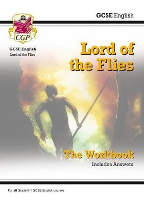 New Grade 9-1 GCSE English - Lord of the Flies Workbook (inc (BOK)