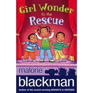 Girl Wonder to the Rescue (BOK)