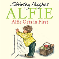 Alfie Gets in First (BOK)