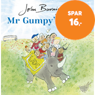 Produktbilde for Mr Gumpy's Rhino (BOK)