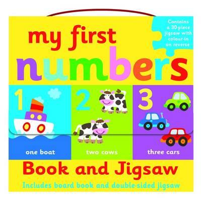 My First Numbers- Book and Jigsaw Puzzle Set (BOK)