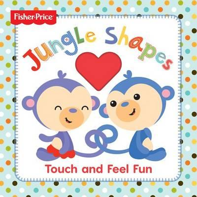 Fisher-Price Tiny Touch Jungle Shapes (BOK)