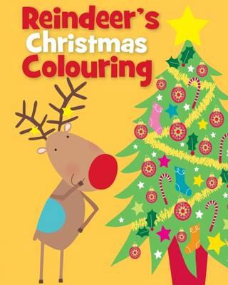 Christmas Colouring Rudolph (BOK)