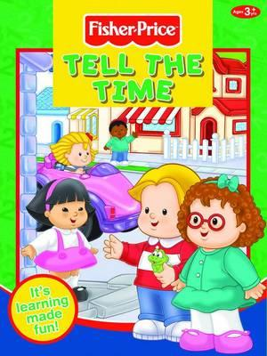 Little Learners Tell the Time (BOK)